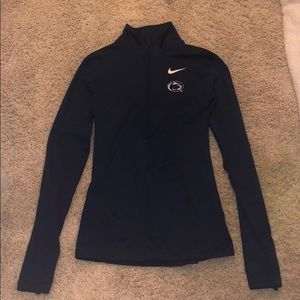Penn State Nike Quarter Zip